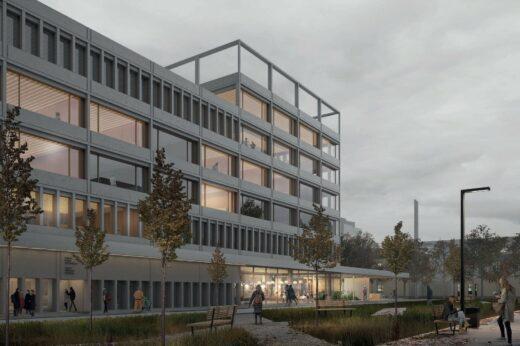 Sweco Polska odpowiadało za proces certyfikacji budynku naukowo-dydaktycznego Uniwersytetu Warszawskiego