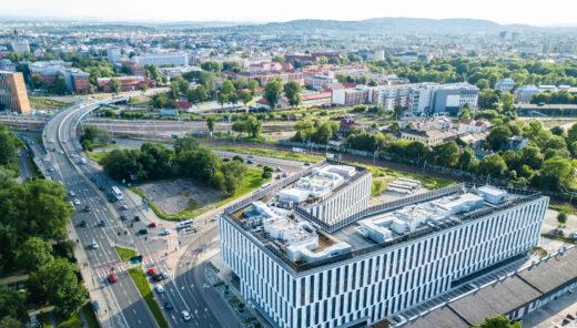 Sweco Polska odpowiadało za proces certyfikacji obiektu biurowego AFI V.Offices w Krakowie