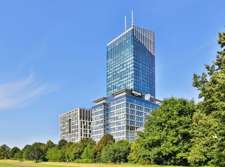 Sweco Polska odpowiadało za proces certyfikacji WEEL Health-Safety Rating obiektu biurowego