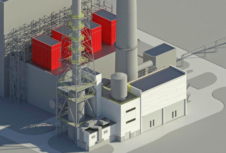 Projekty budowy instalacji odazotowania (SCR) oraz instalacji odsiarczania spalin (IOS) dla 4 kotłów OP-110 Elektrociepłowni Inowrocław oraz budowa instalacji odsiarczania spalin (IOS) dla 2 kotłów OP-140 Elektrociepłowni Janikowo