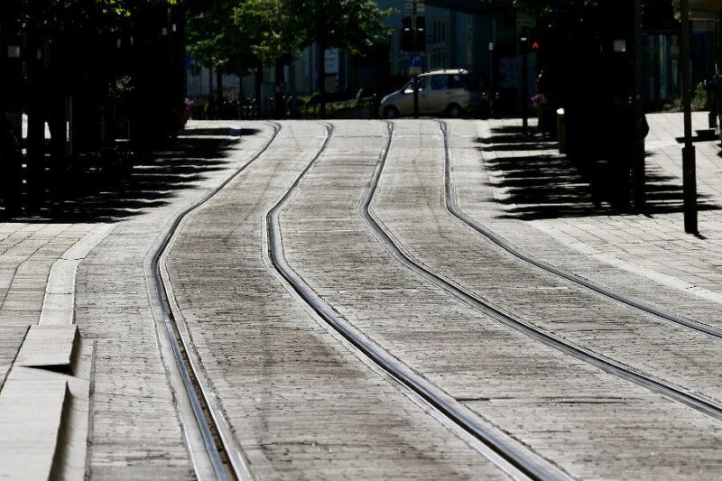 tory tramwajowe