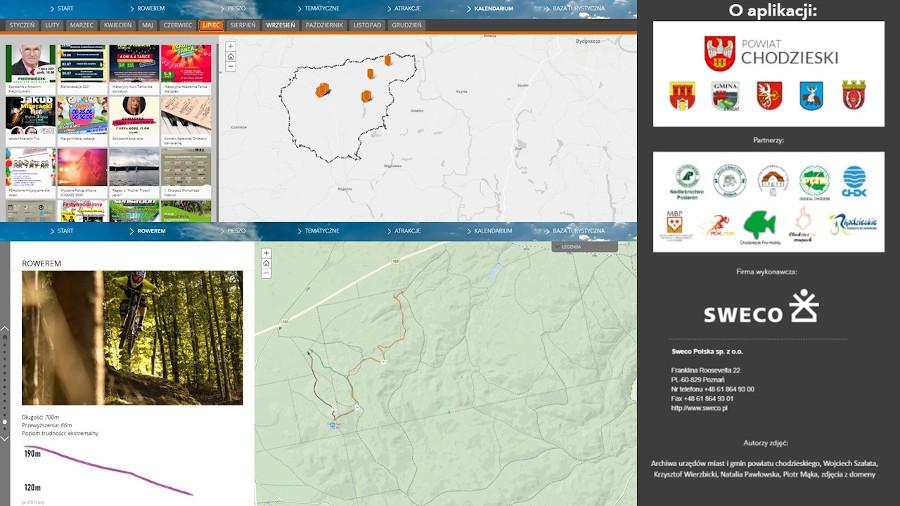 Premiera mapowego portalu powiatu chodzieskiego