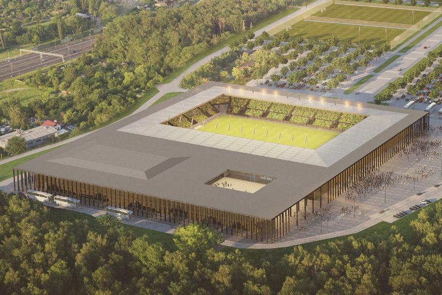 Stadion miejski w Katowicach